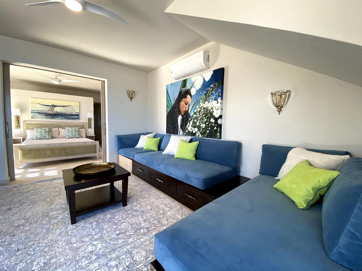 Desert Rose Living Room