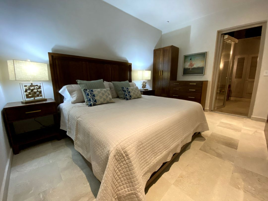 Tamarind Room Bed