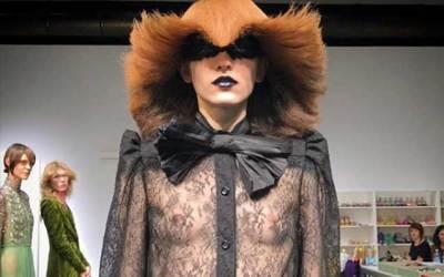 Parrucche Rocchetti per Gucci