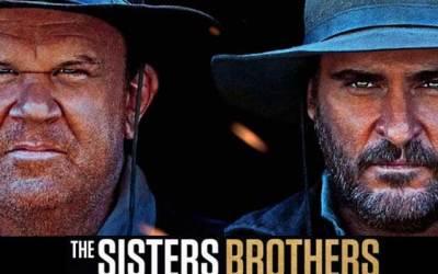 The Sisters Brothers con il trucco di Luigi Rocchetti