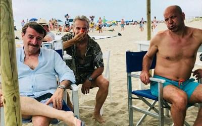 Odio l'estate, il nuovo film con il trio Aldo, Giovanni e Giacomo