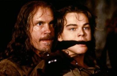 Scene del Film La Maschera di Ferro con parrucche Rocchetti