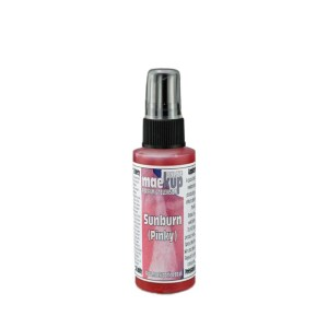 Spray effetto scottature solari Sunburn Pinky di Maekup