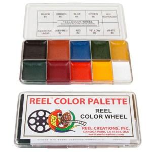 Palette di colori ad alcol Wheel di Reel Creations