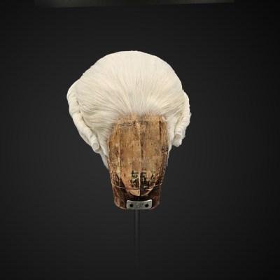 Parrucca bianca stile '700