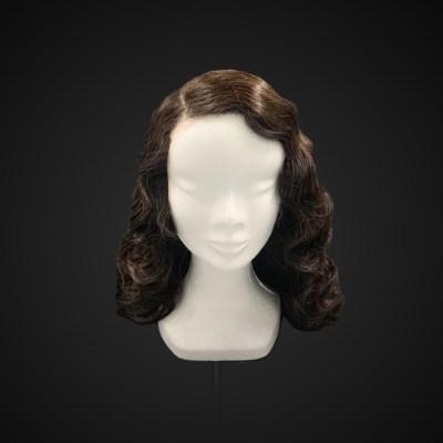 Parrucca stile anni '40