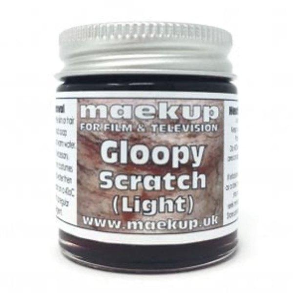 Sangue effetto graffi Gloopy Scratch di Maekup