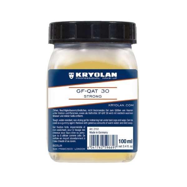 Gel GF-QAT 30 Strong di Kryolan