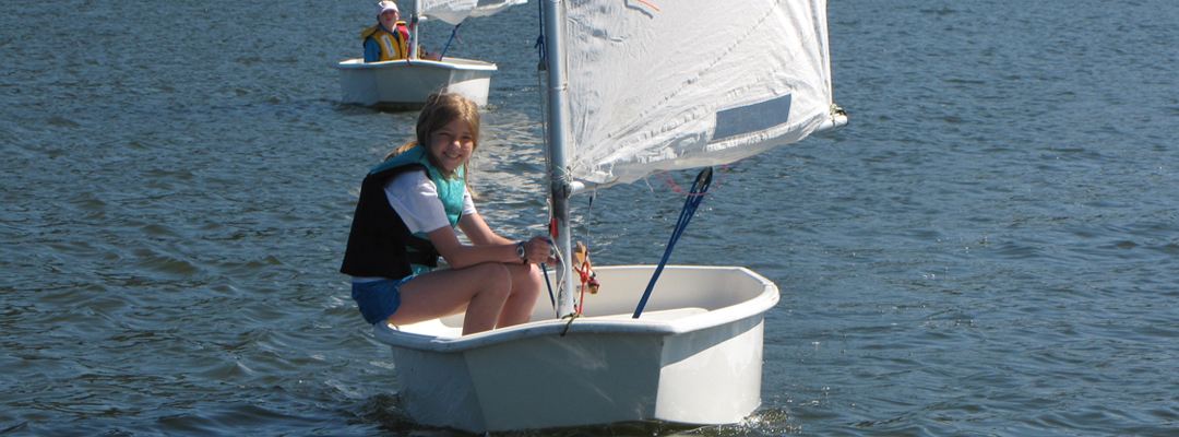 Learning to Sail - Rochester Community Sailing