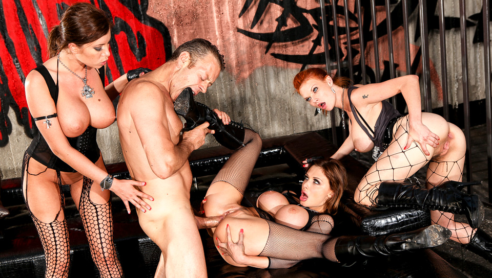 Latex Fetish Groupsex Sex Galler Holed 1
