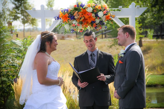 Love My Job  Wedding Officiant