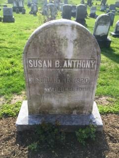 Sue B's grave