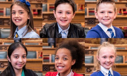 Children's Champion Candidates for the 2019 Elections!