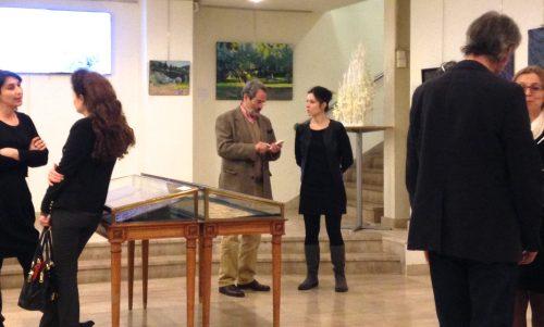 ©RocheGardies 2eme prix vernissage et remise du prix Josette Moreau Desprès 2 fev 2016 3