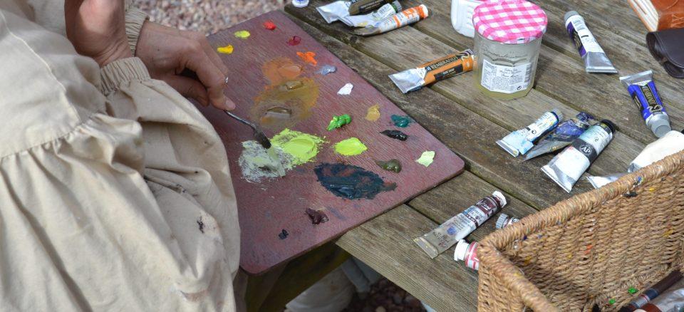 Ameliorez Votre Style De Peinture En 4 Jours Roche Gardies