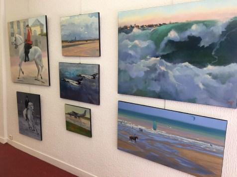 Roche Gardies peintre à la galerie Doublet à Avranches_0327