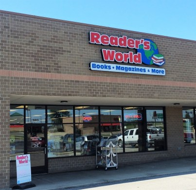 Reader's World in Lee's Summit