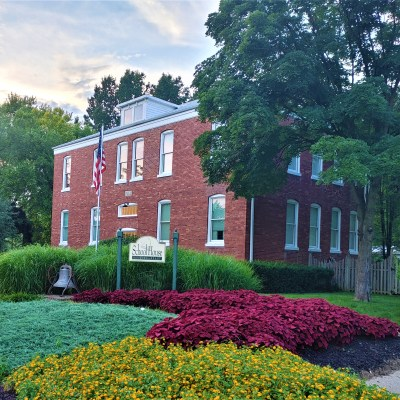 The red brick school house bed and breakfast