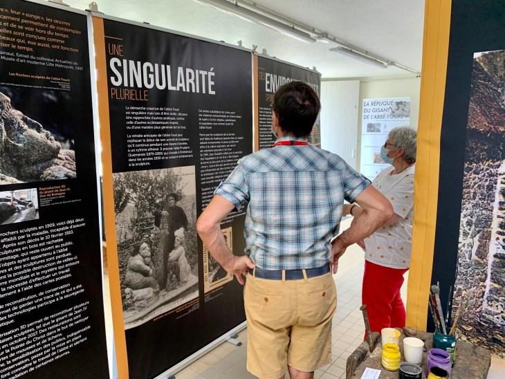Visite commentée de l'exposition Sculpter