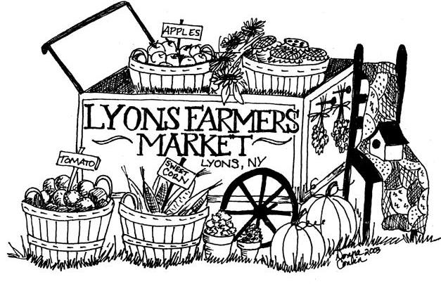 Lyons Farmers' Market | Kids Out and About Rochester (627 x 404 Pixel)