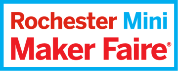 Rochester Mini Maker Faire logo