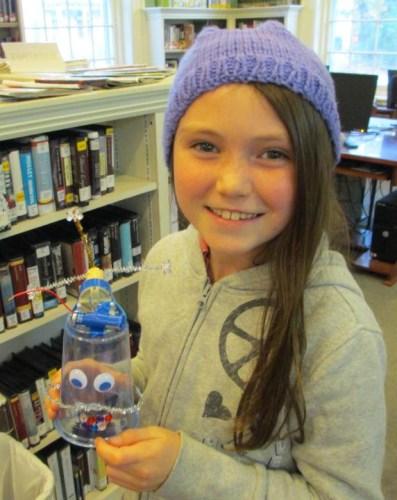 Introducing Girls to Robotics