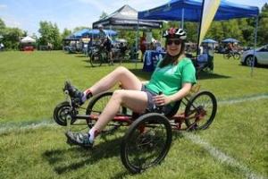 Janet Winkie WNY Bike Fest