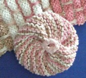 MFCrafts Cotton Knit Scrubbie