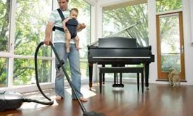 Maintenance - Rochester Hardwood Floor