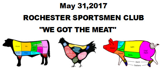 WE GOT THE MEAT May 31, 2017
