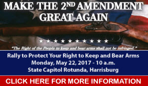 2017 2nd Amendment Harrisburg Rally