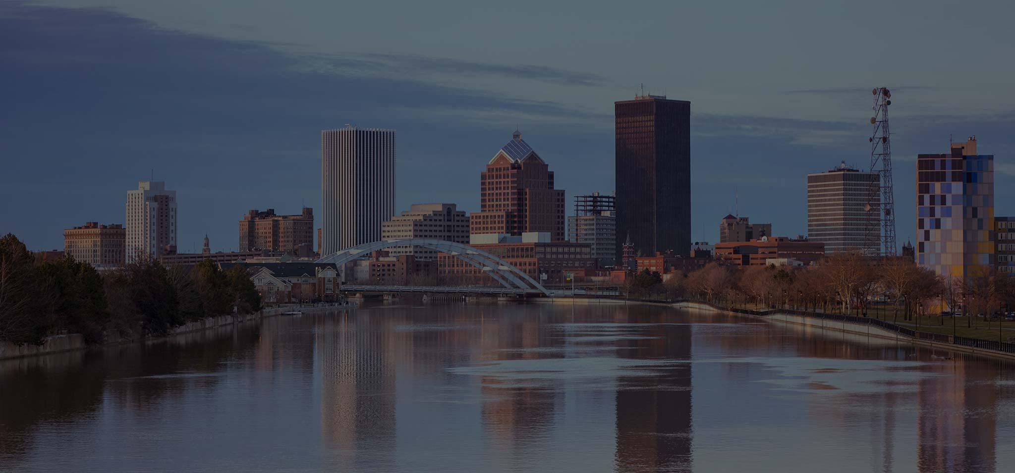 Rochester, NY, Skyline