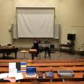 Rehearsal before the Unyazi Concert 2016