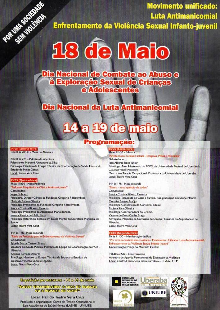 Conselho Regional de Psicologia Minas Gerais (4/6)