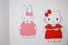 Hello Kitty , Kitty White