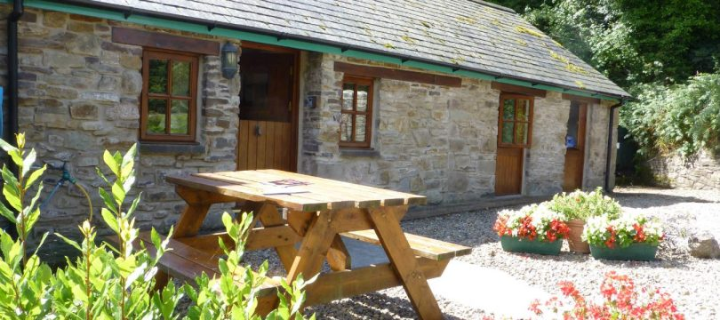Granary at Roch Mill, Newgale, Pembrokeshire