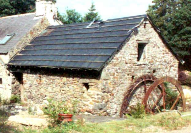 Roch Mill when we bought it in 1999
