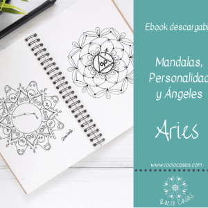 Mandalas, Personalidad y Ángeles ARIES