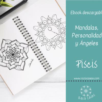 Mandalas, Personalidad y Ángeles PISCIS