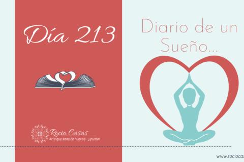 Diario de Agradecimiento Día 213