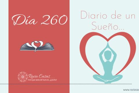 Diario de Agradecimiento Día 260