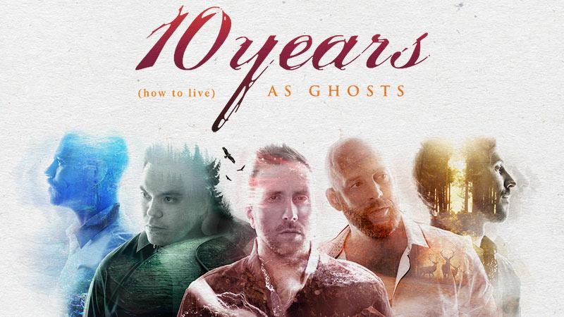 10 Years Continues Tour in Support of 'How to Live As Ghosts'