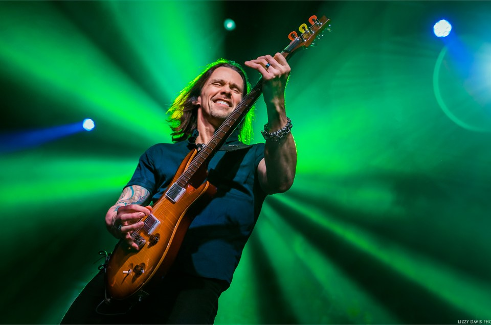 Alter Bridge at The Fillmore in Charlotte