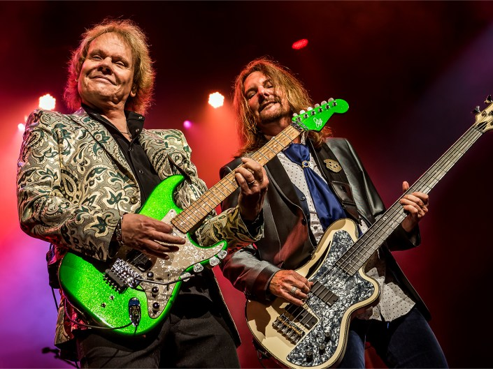 Styx Headlines United We Rock Tour