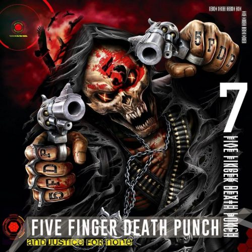 Five Finger Death Punch reveal 'And Justice For None'