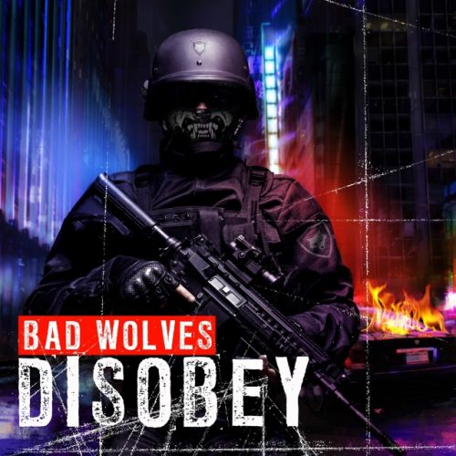 Bad Wolves announce debut album 'Disobey'