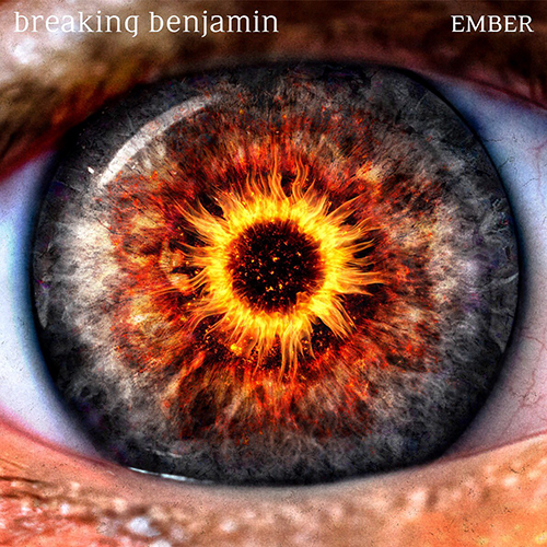 Breaking Benjamin to release 6th studio album 'Ember'