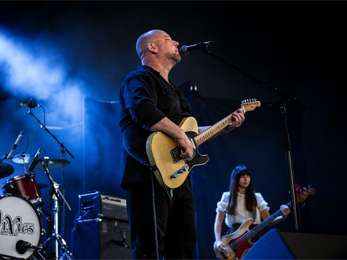 The Pixies on co-headline tour with Weezer