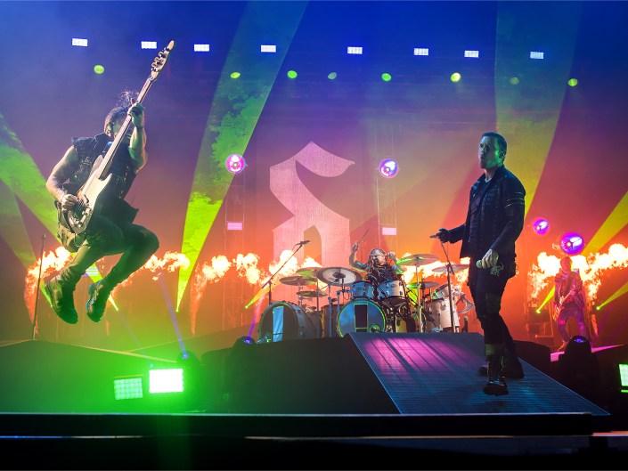 Shinedown at Greensboro Coliseum