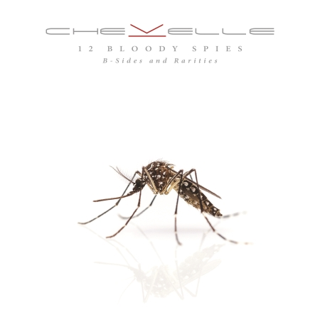 Chevelle announces B-Sides and Rarities album '12 Bloody Spies'